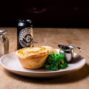 Wednesday Special - Pie & Coburg Lager Beer