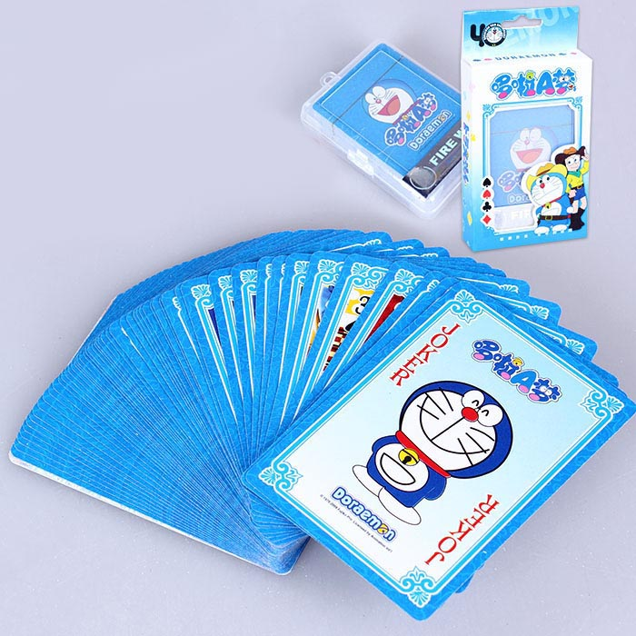 Doraemon Playing Cards