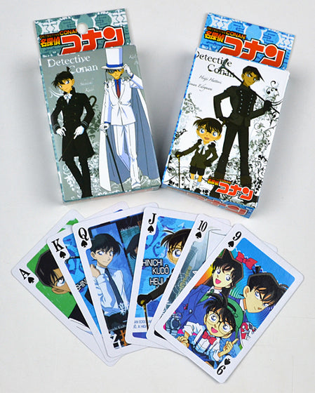 Detective Conan Mini Playing Cards - Kairo'sElixir