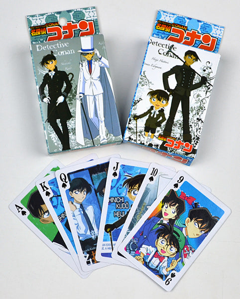 Detective Conan Mini Playing Cards