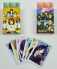 K-ON Mini Playing Cards