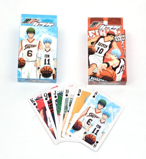 Kuroko's Basketball Mini Playing Cards