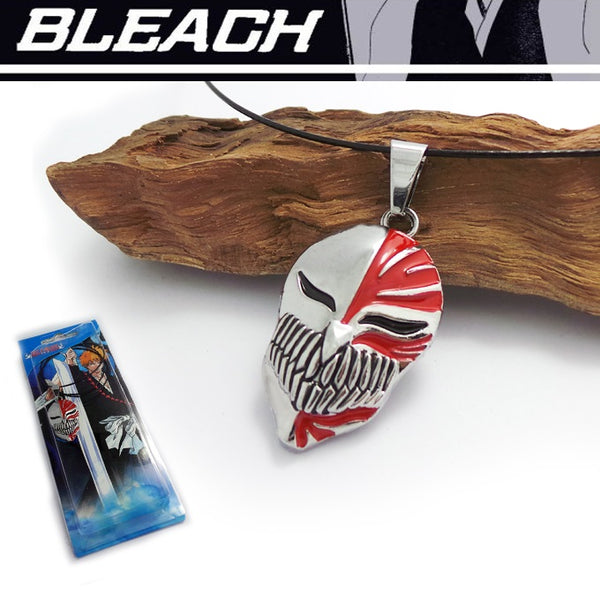 Bleach Ichigo Mask Necklace