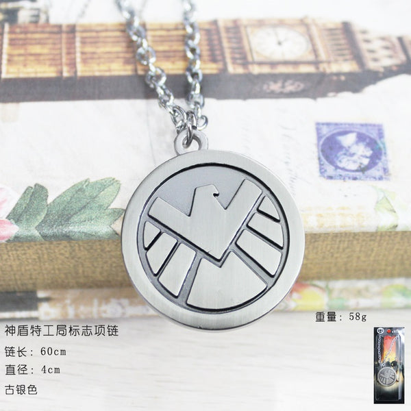 Agents of S.H.I.E.L.D. Necklace