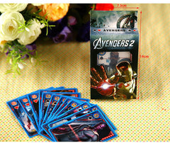 Avengers Playing Cards