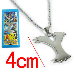 Pokemon Y Necklace