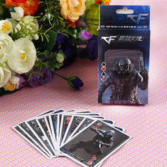 Cross Fire Playing Cards