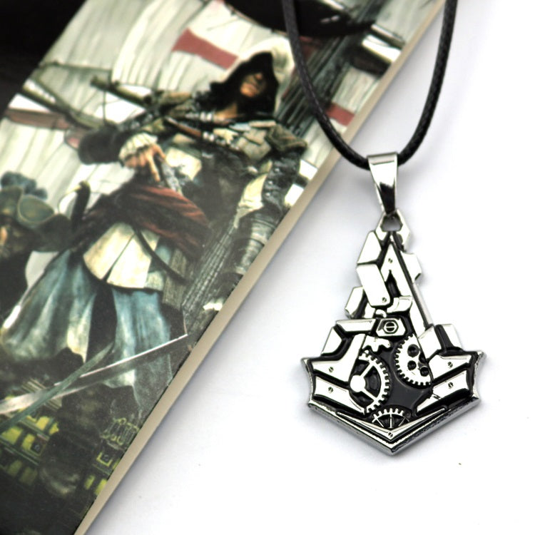 Assassin's Creed Syndicate Necklace