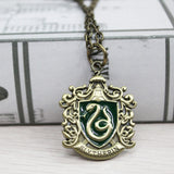 Harry Potter Slytherin Necklace - Kairo'sElixir