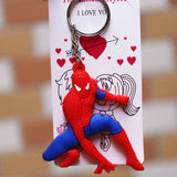 Spider Man Key Chain - Kairo'sElixir