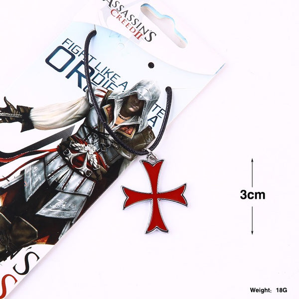 Assassain's Creed Templar Necklace