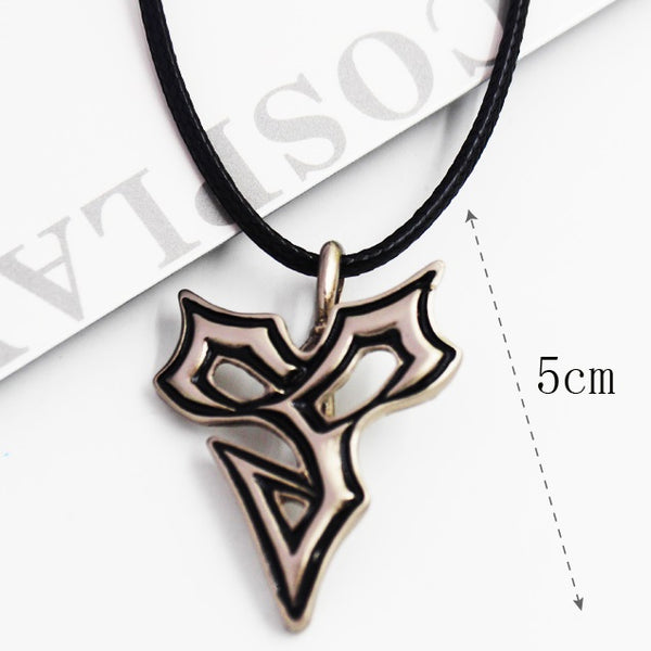 Final Fantasy Zanarkand Abes Symbol Necklace