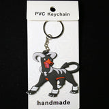 Pokemon Houndoom Dual Key Chain - Kairo'sElixir