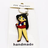 Sailor Moon Sailor Mars Key Chain - Kairo'sElixir