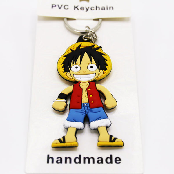 One Piece Luffy Key Chain - Kairo'sElixir