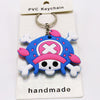 One Piece Chopper Logo Key Chain