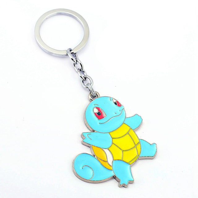 Pokemon Squirtle Key Chain - Kairo'sElixir