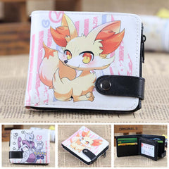Pokemon Fennekin Wallet
