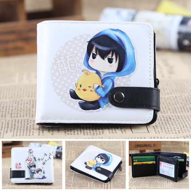 Tomb Notes Anime Wallet