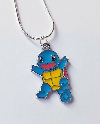 Pokemon Squirtle Necklace - Kairo'sElixir