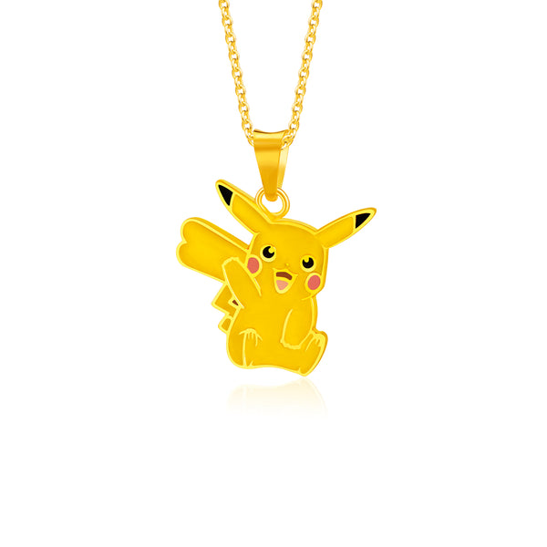 Pokemon Pikachu Necklace