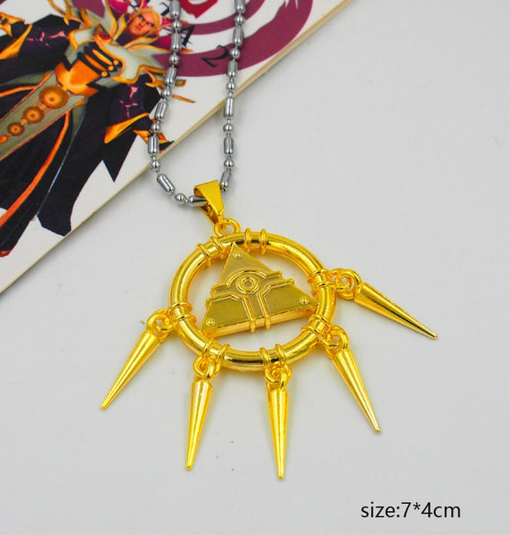 Duel Monsters Ring Necklace