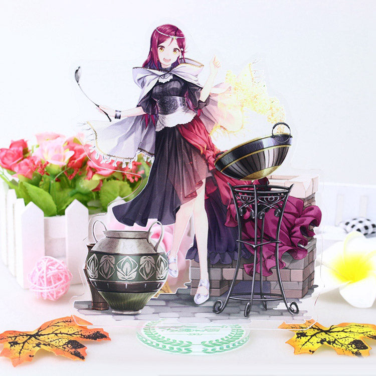 Love Live! Riko Cosplay Acrylic Figure
