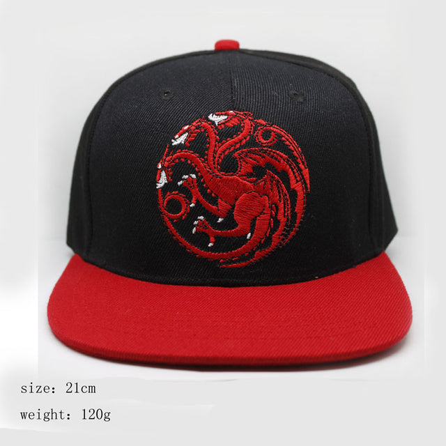 Game of Thrones Targaryen Hat - Kairo'sElixir