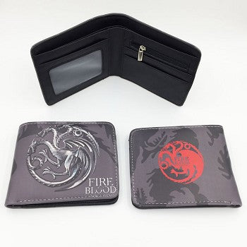 Game of Thrones Targaryen Wallet