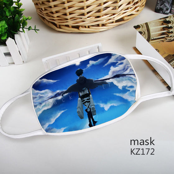 Attack On Titan Mask