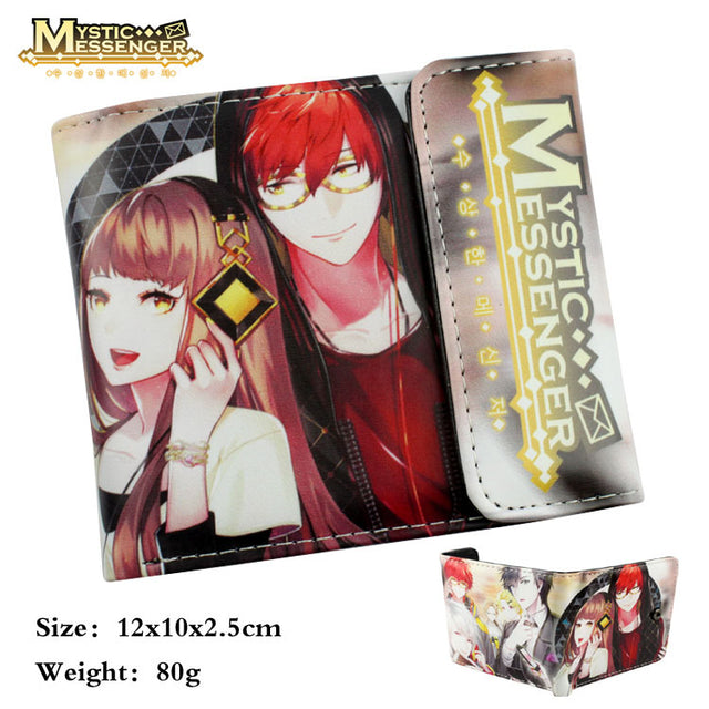 Mystic Messenger Wallet