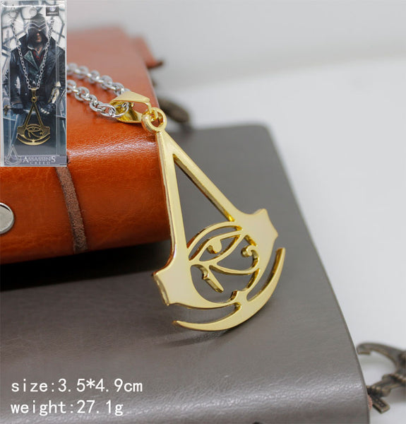 Assassin's Creed Origins Necklace
