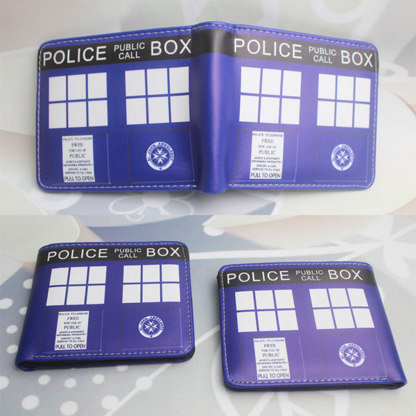 Cartera de Doctor Who