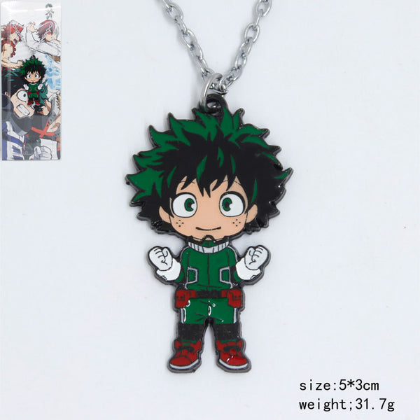 My Hero Academia Midoriya Necklace