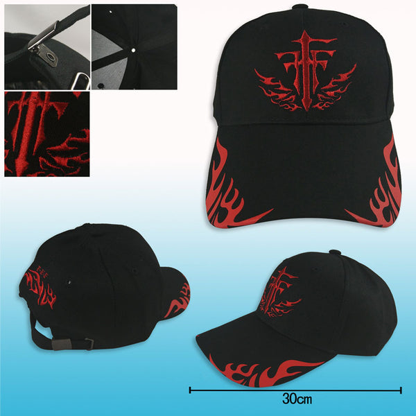 FFF Flame Style Hat