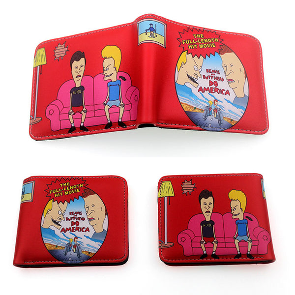 Beavis and Butt-Head Wallet