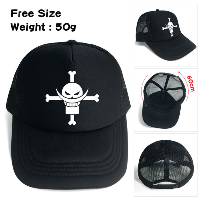 One Piece Edward Newgate Hat