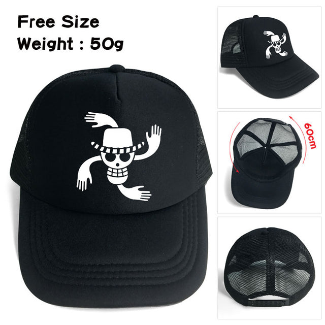 One Piece Robin Hat