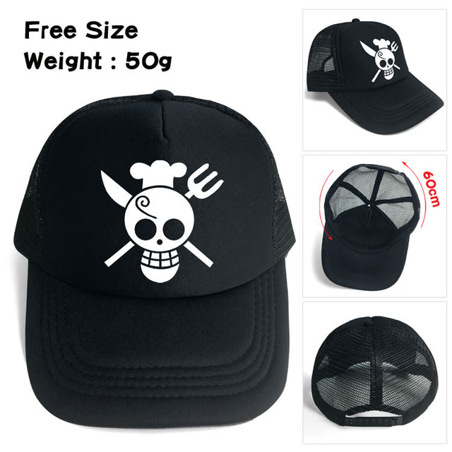 One Piece Sanji Hat