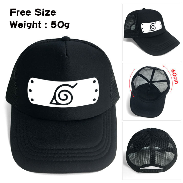 Naruto Leaf Village Hat