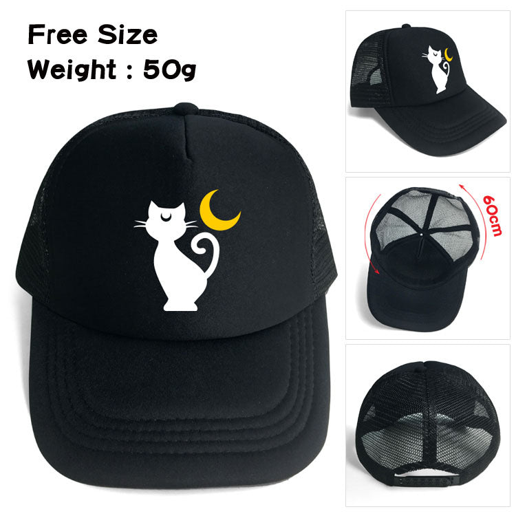 Sailor Moon Artemis Hat