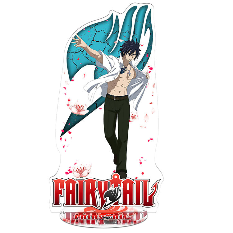 Fairy Tail Dressed Gray Fullbuster Acrylic Figure
