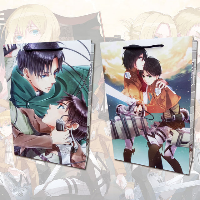 Attack On Titan Gift Bag