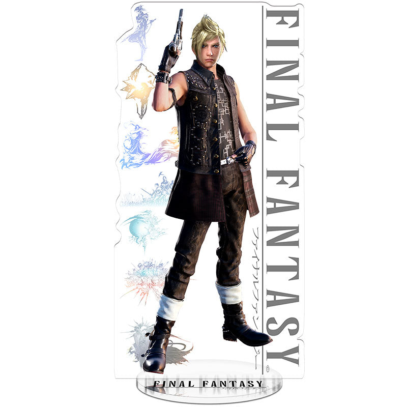Final Fantasy 15 Prompto Acrylic Figure