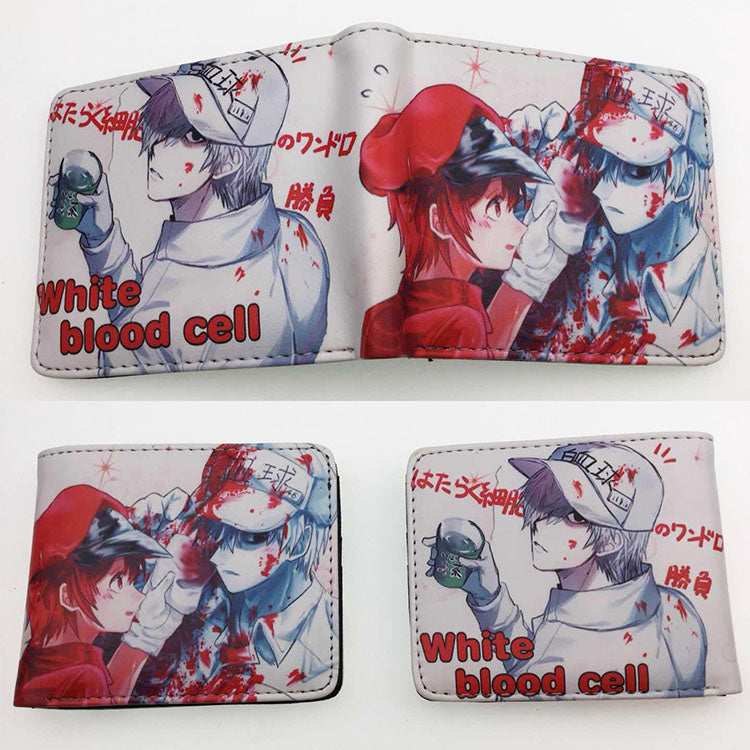 Cells At Work Wallet