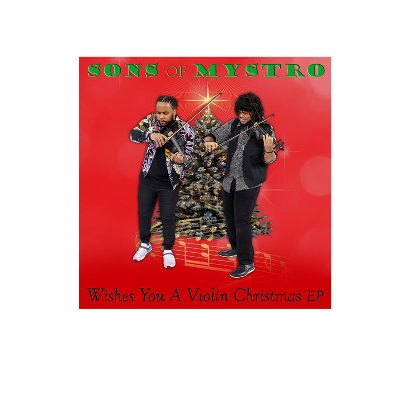 SONS OF MYSTRO - CHRISTMAS STRINGS