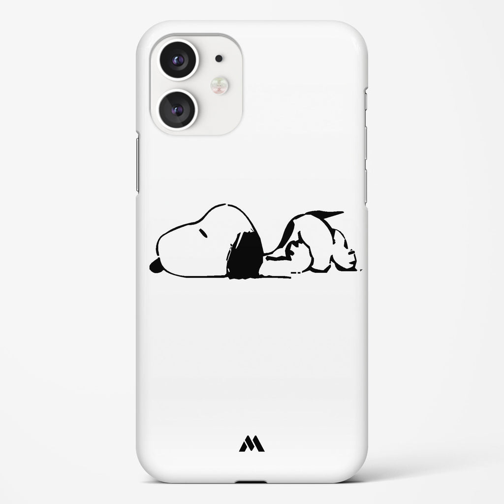 Droopy Snoopy Hard Case Phone Cover
