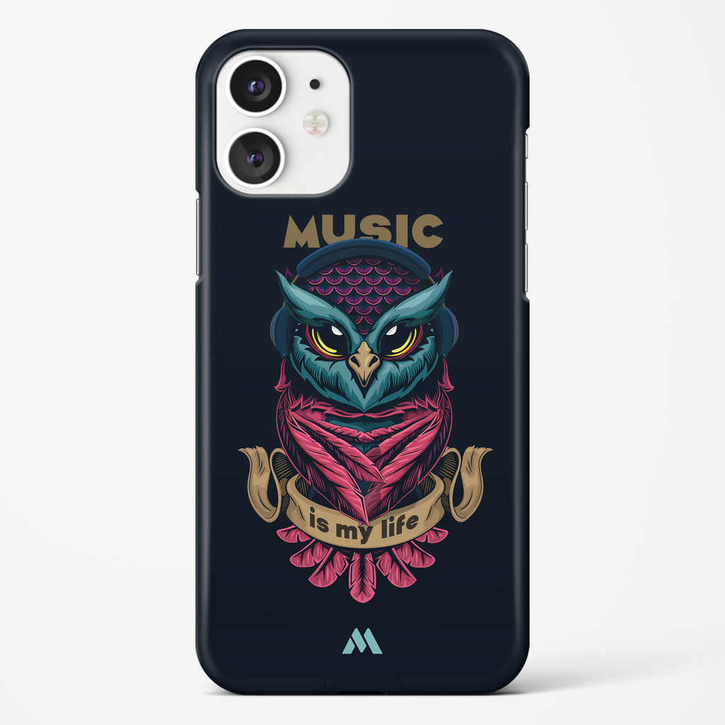Music is Life Hard Case Phone Cover