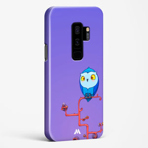 Hooting from the Streetlights Hard Case Phone Cover