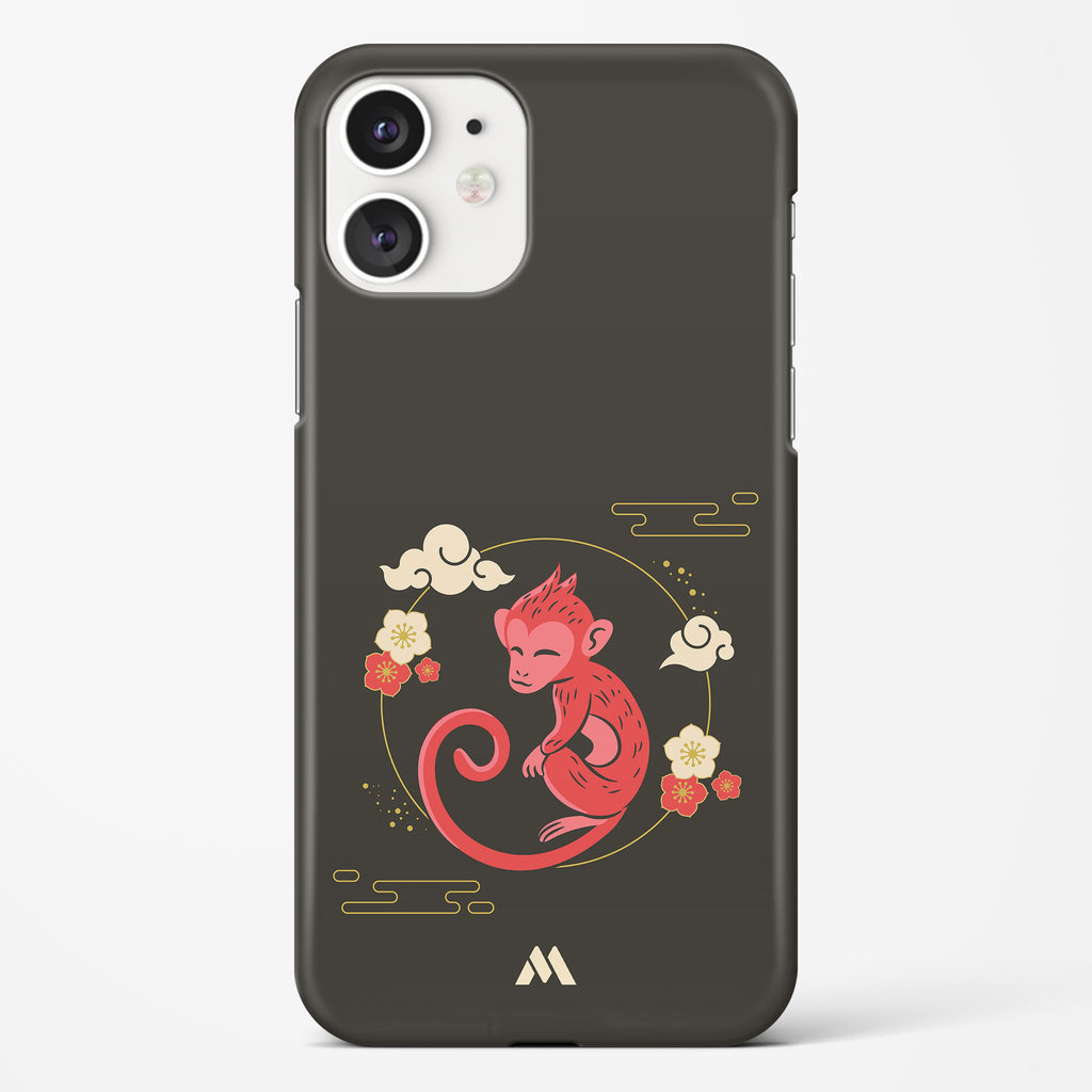 Monkeying Around Hard Case Phone Cover